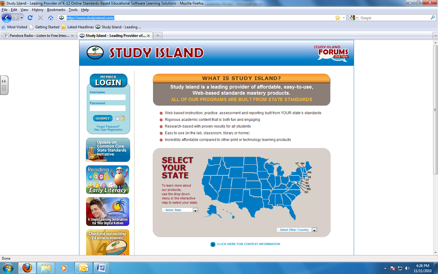Let Them Show You What They Know With Study Island